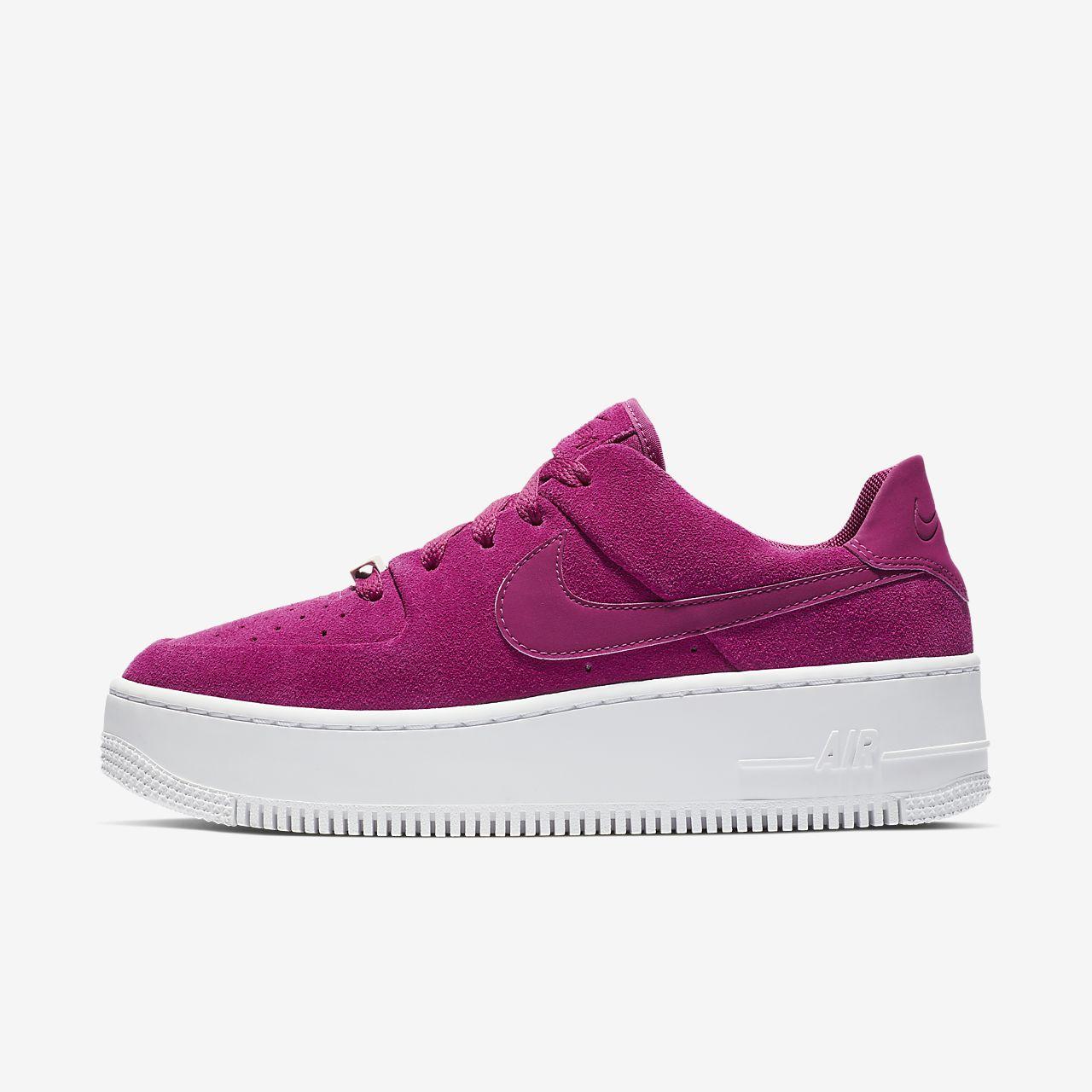 Enseñando por ejemplo Prueba de Derbeville  Nike Outlet Romania - Pantofi Sport Dama Nike Air Force 1 Sage Low Violet
